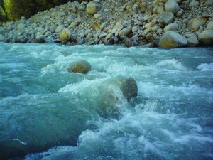 Water_holiest river of India